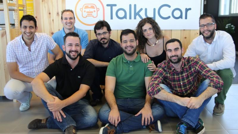 Foto equipo TalkyCar